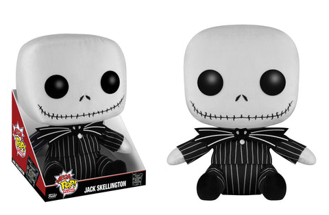 Mega Pop! Plush: The Nightmare Before Christmas - Jack Skellington
