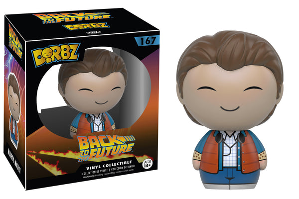 Dorbz: Back to the Future - Marty McFly