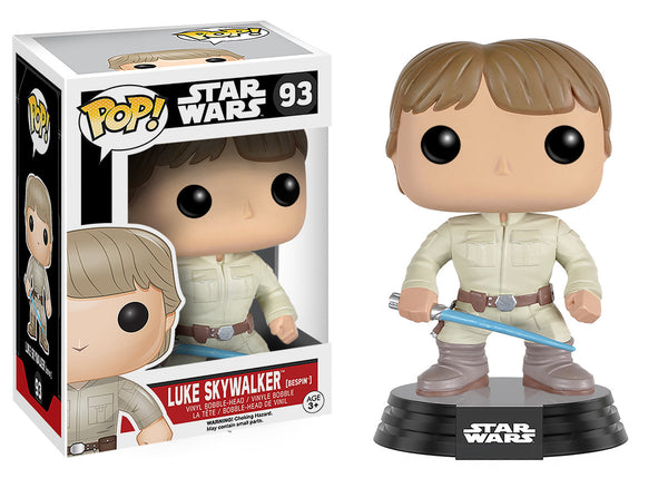 Pop! Star Wars: Luke Skywalker (Bespin)