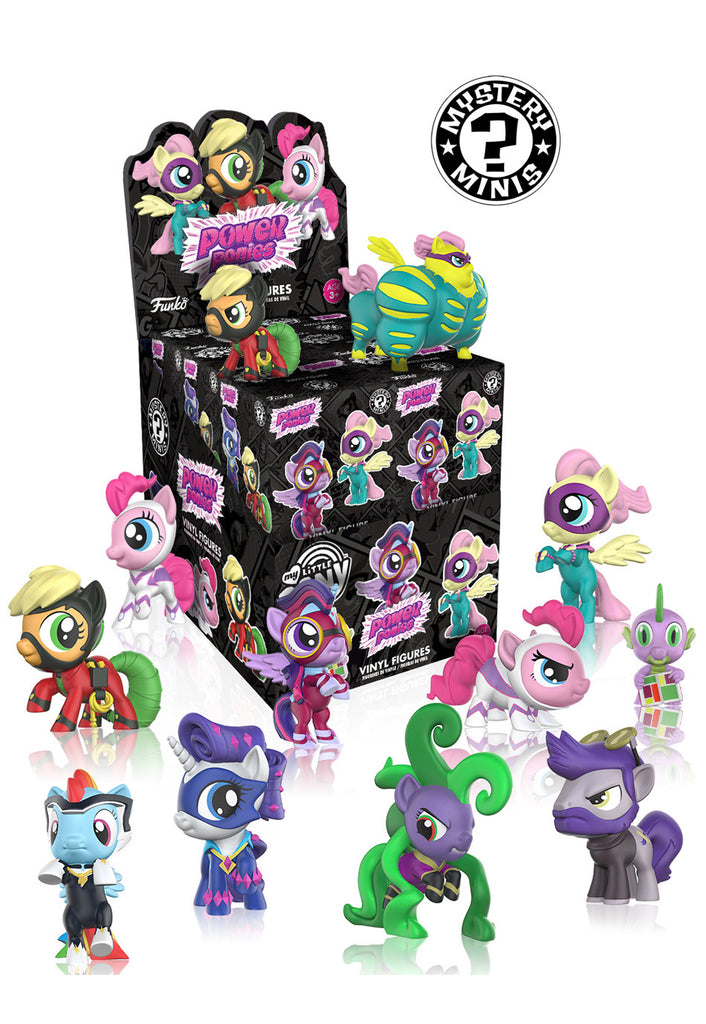 Mystery Mini Blind Box My Little Pony Series 4 Funko
