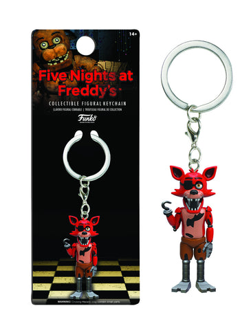 Keychain: Five Nights at Freddy's - Foxy