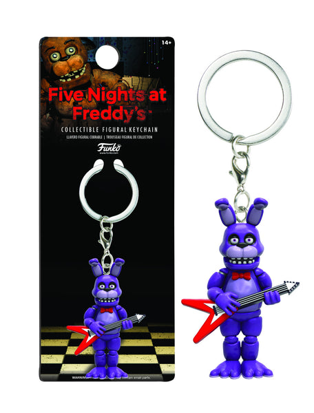 Keychain: Five Nights at Freddy's - Bonnie