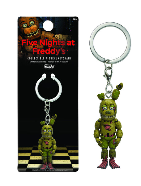 Keychain: Five Nights at Freddy's - Springtrap