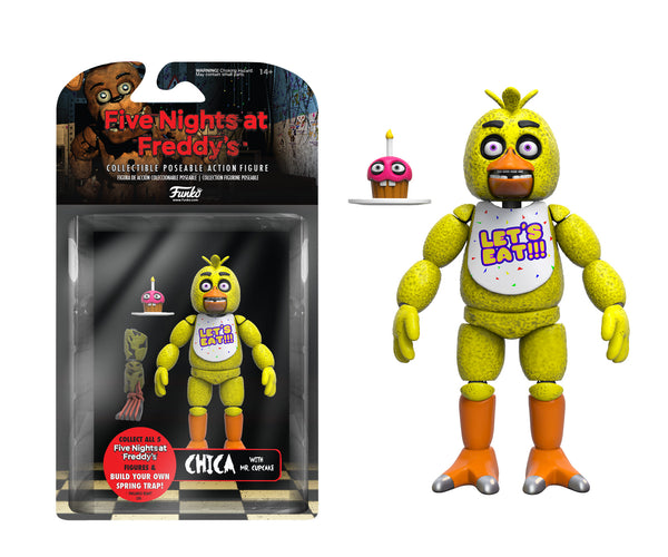 Action Figure: Five Night at Freddy's - Chica