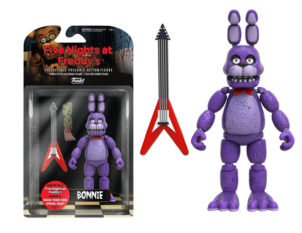 Action Figure: Five Night at Freddy's - Bonnie