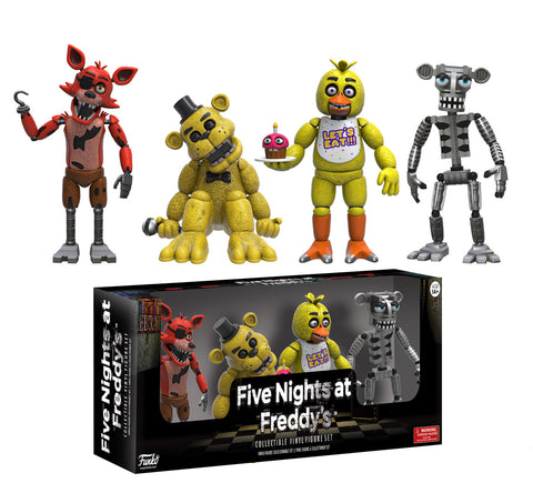 "Five Nights at Freddy's: Four Pack 2"" Figures - Pack 1"