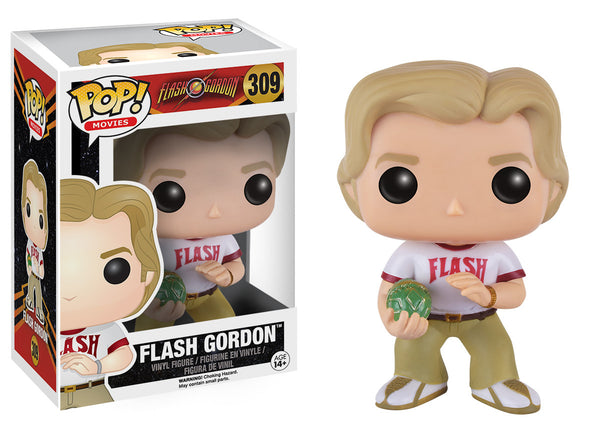 Pop! Movies: Flash Gordon - Flash Gordon