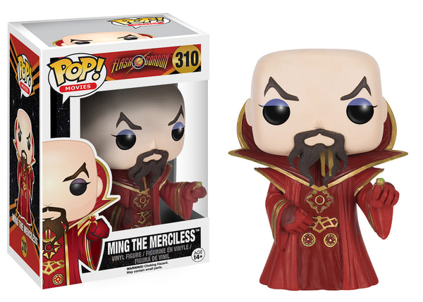 Pop! Movies: Flash Gordon - Emperor Ming