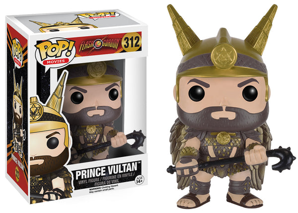 Pop! Movies: Flash Gordon - Prince Vultan