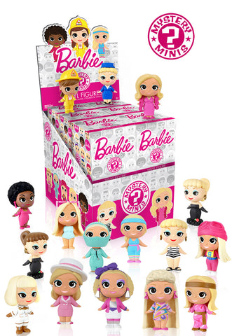 Mystery Mini Blind Box: Barbie