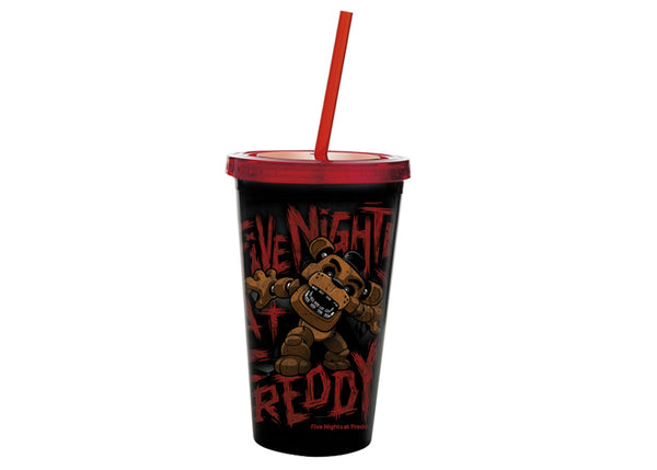 Five Nights at Freddy's: Acrylic Cup - Freddy Fazbear