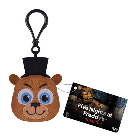 Plush Keychain: Five Nights At Freddy's - Freddy