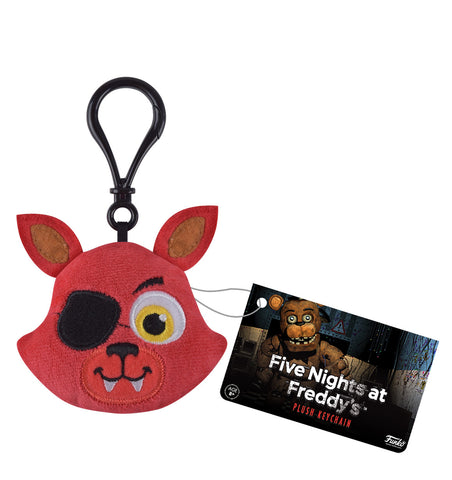 Plush Keychain: Five Nights At Freddy's - Foxy