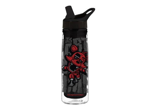 Five Nights at Freddy's: Acrylic Water Bottle - Foxy's Pirate Cove