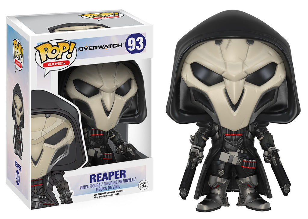 Pop Games Overwatch Reaper Funko