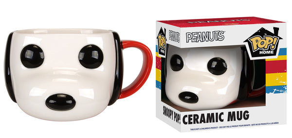 Pop! Home: Snoopy Pop! Ceramic Mug
