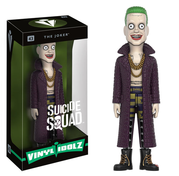 Vinyl Idolz: Suicide Squad - The Joker