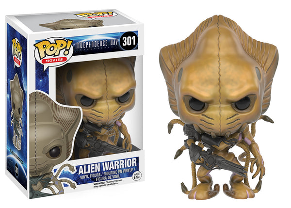 Pop! Movies: Independence Day - Alien Warrior