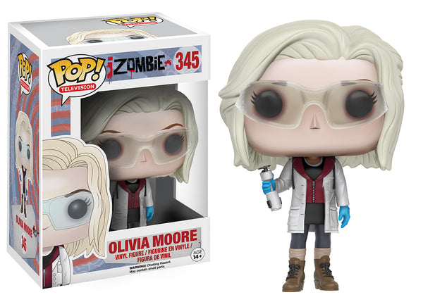 Pop! TV: iZombie - Olivia Moore with Glasses