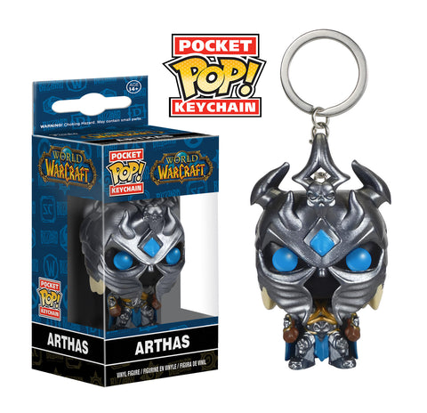 Pocket Pop! Keychain: World of Warcraft - Arthas