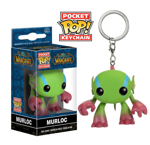 Pocket Pop! Keychain: World of Warcraft - Murloc