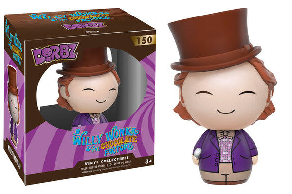 Dorbz: Willy Wonka - Willy Wonka