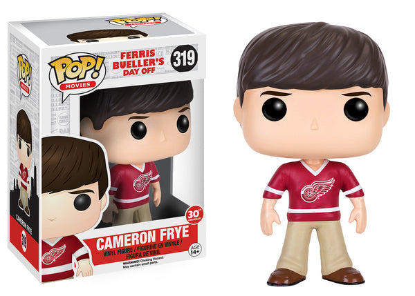 Pop! Movies: Ferris Bueller's Day Off - Cameron Frye