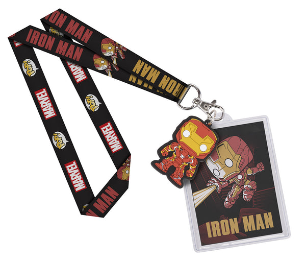 Lanyard: Marvel - Iron Man