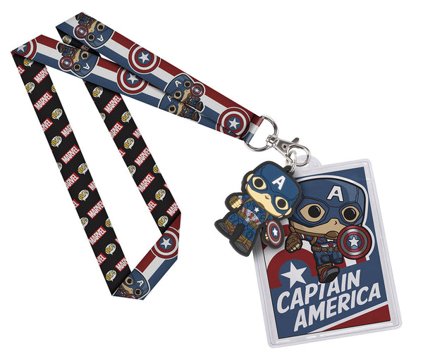 Lanyard: Marvel - Captain America