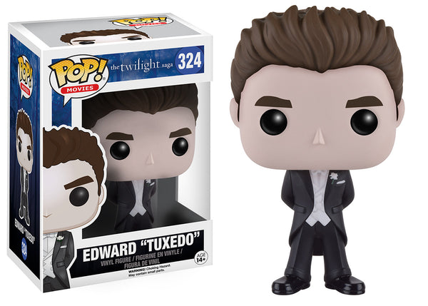 Pop! Movies: Twilight - Edward Cullen (Tuxedo)