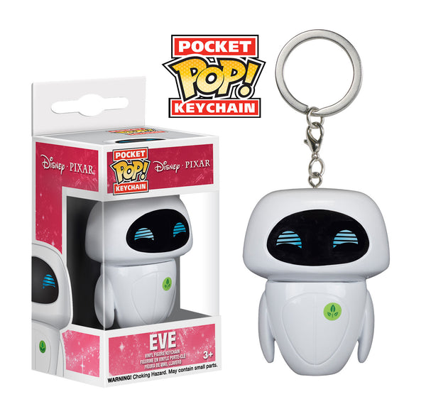 Pocket Pop! Keychain: Disney - Eve