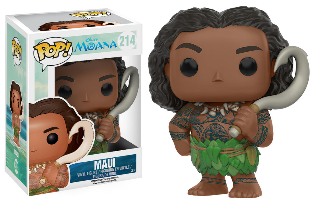 Pop Disney Moana Maui Funko