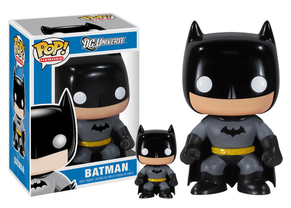 "Pop! Heroes: 9"" Batman"