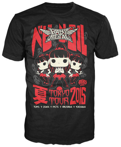 Pop! Tees: Babymetal Rock Poster