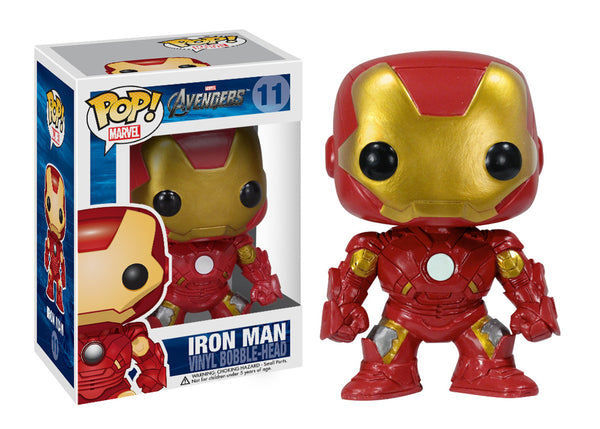 Pop! Marvel: Avengers Iron Man Mark VII