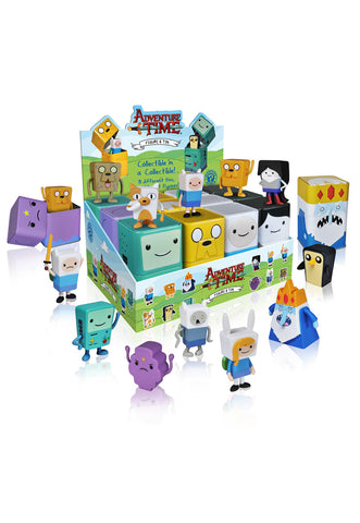 Mystery Minis Collectible Figural Tin: Adventure Time