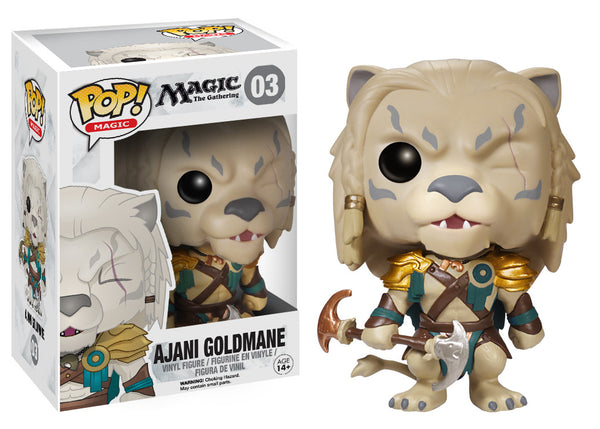 Pop! Games: Magic: the Gathering - Ajani Goldmane