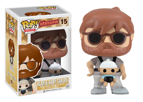 Pop! Movies: Alan with Baby