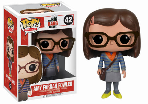 Funko POP! TV: Big Bang Theory - Amy Farrah Fowler