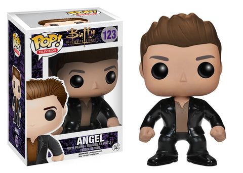 Pop! TV: Buffy The Vampire Slayer - Angel