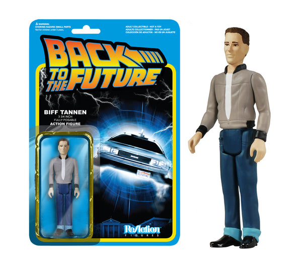 ReAction: Back to the Future - Biff