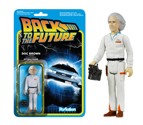 ReAction: Back to the Future - Doc Emmett Brown