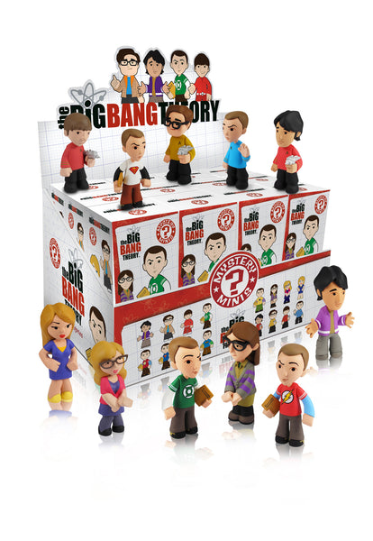 Mystery Minis Blind Box: The Big Bang Theory