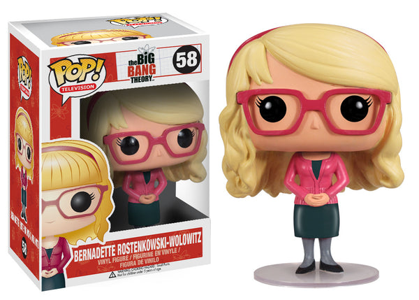 Funko POP! TV: Big Bang Theory - Bernadette