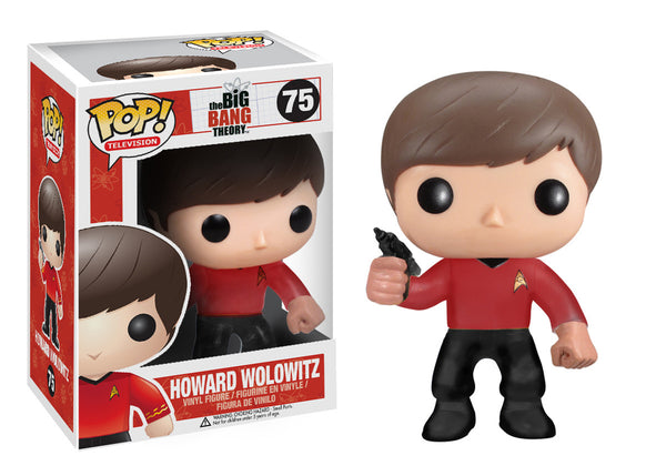 Pop! TV: Howard Star Trek
