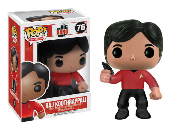 Pop! TV: Raj Star Trek