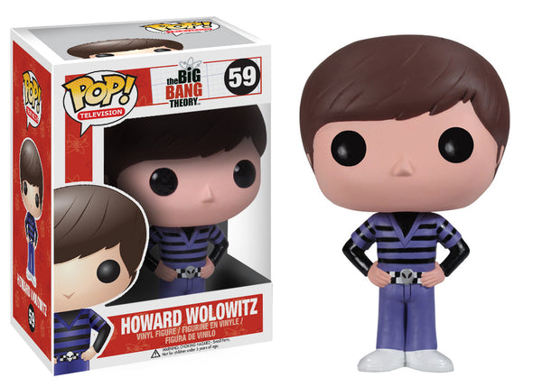 Funko POP! TV: Big Bang Theory - Howard