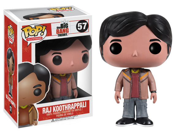 Funko POP! TV: Big Bang Theory - Raj