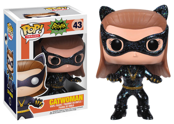 Funko POP! Heroes: Cat Woman 1966