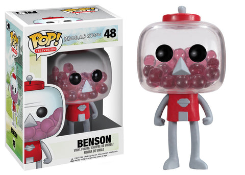 POP! TV : Regular Show - Benson